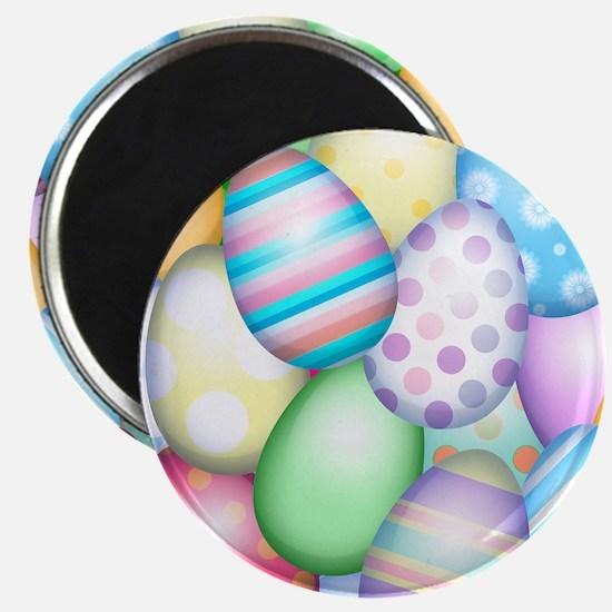 Decorated Eggs Magnet