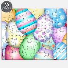 Decorated Eggs Puzzle