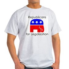 Republicans for Legalization T-Shirt