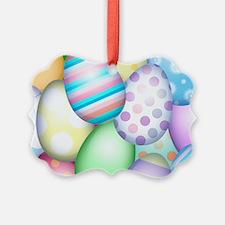 Decorated Eggs Ornament