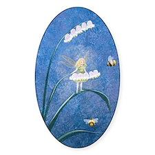 StephanieAM Bee Fairy Decal