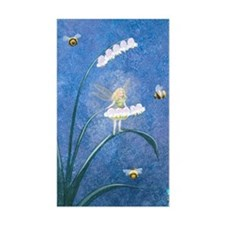 StephanieAM Bee Fairy Decal