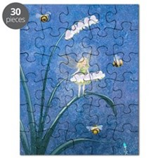 StephanieAM Bee Fairy Puzzle