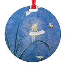 StephanieAM Bee Fairy Ornament