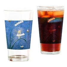 StephanieAM Bee Fairy Drinking Glass