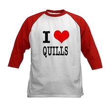 I Heart (Love) Quills Tee
