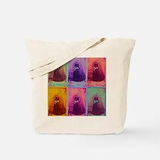 Florence Nightingale Colors Tote Bag