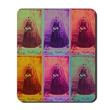 Florence Nightingale Colors Mousepad