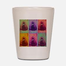 Florence Nightingale Colors Shot Glass