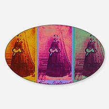 Florence Nightingale Colors 3 Decal