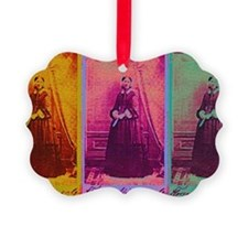 Florence Nightingale Colors 3 Ornament