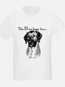 Ridgeback Happy Face T-Shirt