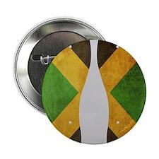 "Jamaica Flag Flip Flops 2.25"" Button"