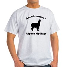 adventureAlpaca1A T-Shirt