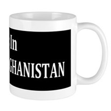 Afghanistan bumper dd Mug