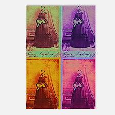 Nurse - Florence Nighinga Postcards (Package of 8)