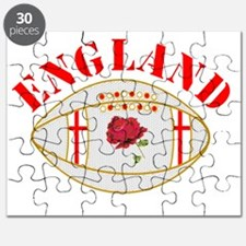 England style rugby ball Puzzle