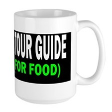 White House Tour Guide Mug