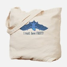 FRUIT! Bat / Vampire Dingbat - Tote Bag