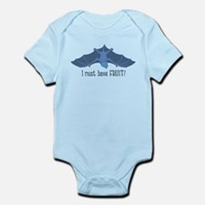 I must have FRUIT! - Infant Bodysuit