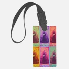 Florence Nightingale Colors 3a Luggage Tag