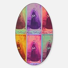 Florence Nightingale Colors 3a Decal