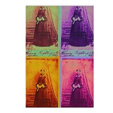 Florence Nightingale Colo Postcards (Package of 8)