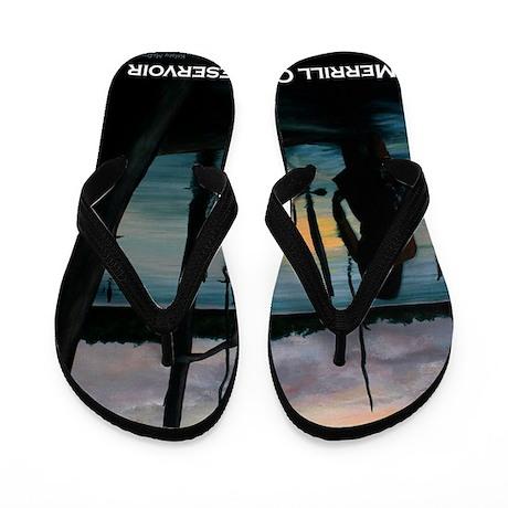 Merril Creek Reservoir Flip Flops
