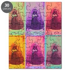 Florence Nightingale Colors 1a Puzzle