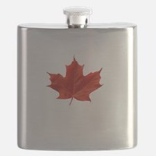 A Proud Canadian Flask