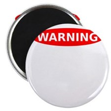 May Contain Wine Warning Magnet