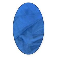 Blue Fabricc Decal
