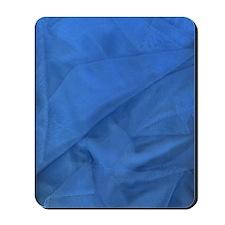 Blue Fabricc Mousepad