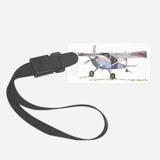 Cassna 180 Luggage Tag