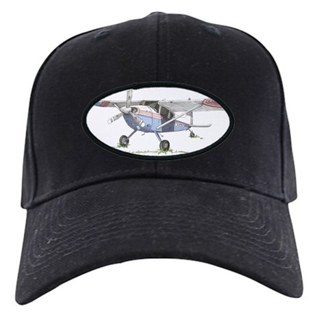 Cassna 180 Black Cap