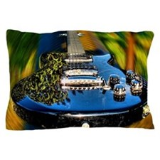 Rocked Out Guitar Pillow Case