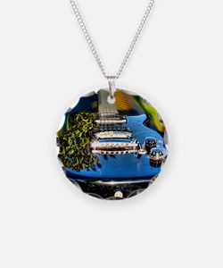 Rocked Out Guitar Necklace