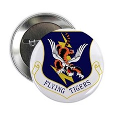 "23rd FW Flying Tigers 2.25"" Button"