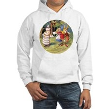 Alice THE WHITE KING_RD Hoodie