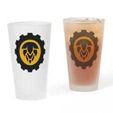 hopgear color Drinking Glass