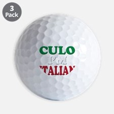 Italian Pride Golf Ball