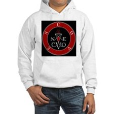 Coven Red Magick Sigil Hoodie