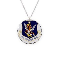 23rd FW Flying Tigers Necklace