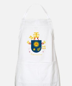 Pope Francis coat of Arms Apron