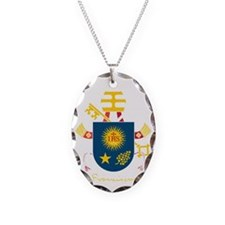Pope Francis coat of Arms Necklace