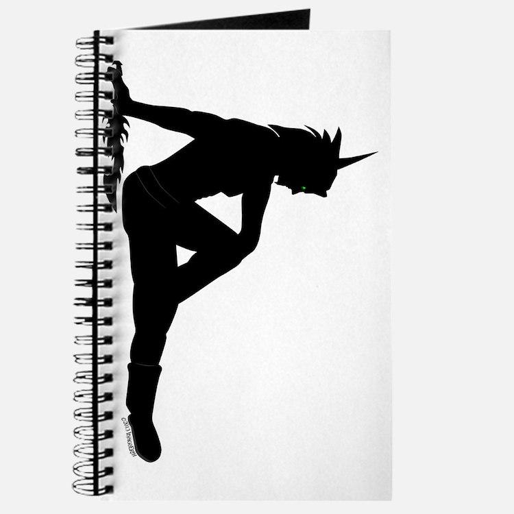 Blood Elf Male Figure w/ Dagger Journal