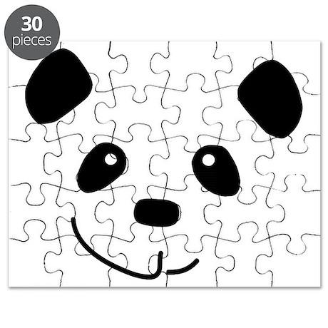 Panda smile Puzzle