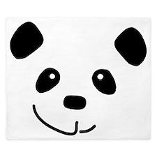 Panda smile King Duvet