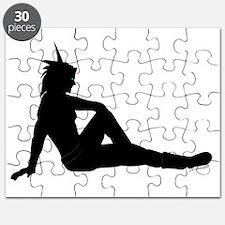 Blood Elf Male Figure Puzzle