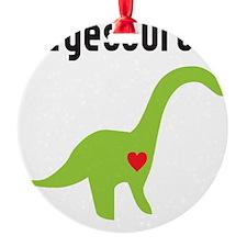 vegesaurus Ornament